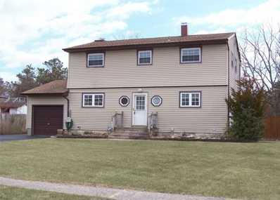 86 Arch Dr, Holbrook, NY 11741 - MLS#: 3203966