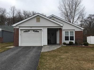 25 Lamont Rd, Ridge, NY 11961 - MLS#: 3204464
