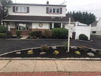 15 Castle Ln, Levittown, NY 11756 - MLS#: 3204507