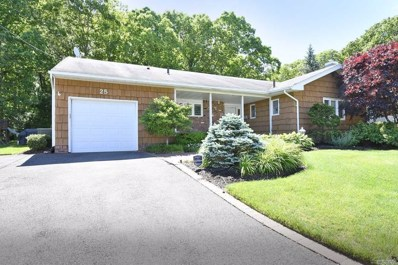 25 Kingswood Dr, Old Bethpage, NY 11804 - MLS#: 3204957