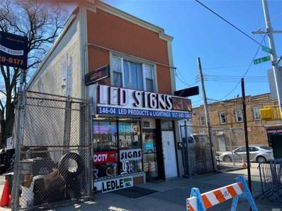 146-04 Rockaway Blvd, Jamaica, NY 11436 - MLS#: 3205201