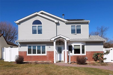 73 Prairie Ln, Levittown, NY 11756 - MLS#: 3205347