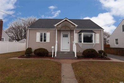 95 Copiague Pl, Copiague, NY 11726 - MLS#: 3205429