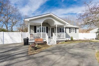 323 Amityville St, Islip Terrace, NY 11752 - MLS#: 3205632