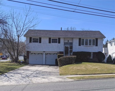 450 Woods Rd, N. Babylon, NY 11703 - MLS#: 3205764
