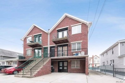 183 Beach 117th St UNIT 1, Rockaway Park, NY 11694 - MLS#: 3205956