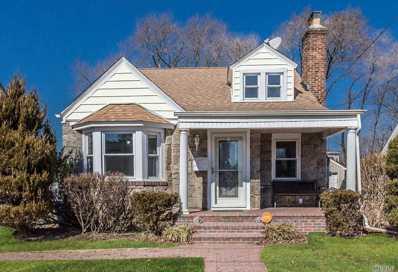 867 N William St, N. Baldwin, NY 11510 - MLS#: 3206007