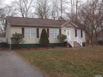 98 Elder Dr, Mastic Beach, NY 11951 - MLS#: 3206061