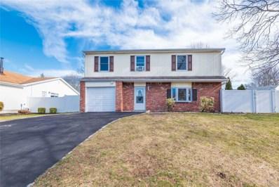 22 Maison Dr, Holbrook, NY 11741 - MLS#: 3206549