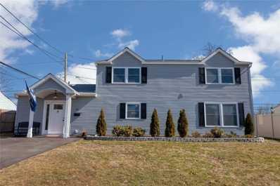 61 Blackbird Ln, Levittown, NY 11756 - MLS#: 3206682