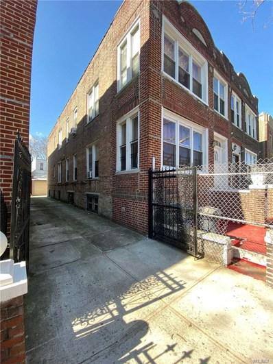 324 Legion St, Brooklyn, NY 11212 - MLS#: 3206893