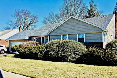 669 Pierce Pl, East Meadow, NY 11554 - MLS#: 3207717