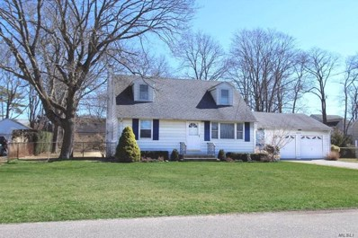 25 Newins St, Center Moriches, NY 11934 - MLS#: 3208395