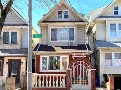 85-10 80th St, Woodhaven, NY 11421 - MLS#: 3208562