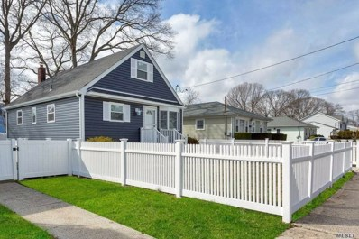 291 Lafayette St, Copiague, NY 11726 - MLS#: 3208567