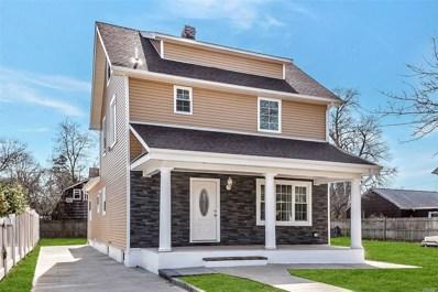 100 E Graham Ave, Hempstead, NY 11550 - MLS#: 3208572