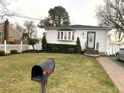 38 Cedar Rd, N. Amityville, NY 11701 - MLS#: 3208961
