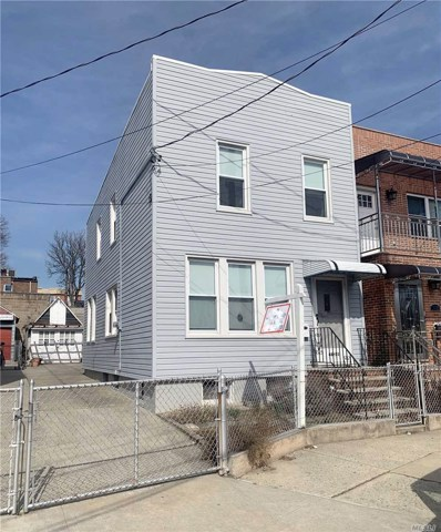 66-51 Jay Ave, Maspeth, NY 11378 - MLS#: 3209009