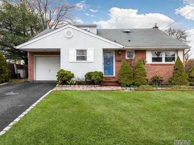 105 Glen Rd, N. Babylon, NY 11703 - MLS#: 3209425