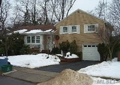 844 Virginia Ave, N. Bellmore, NY 11710 - MLS#: P1322286