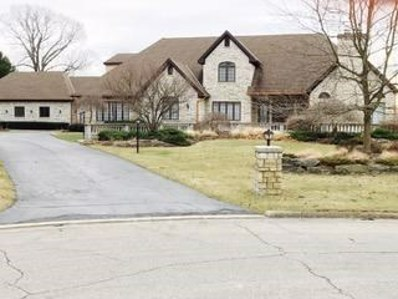 6691 Highland Lakes Place, Westerville, OH 43082 - MLS#: 217003114