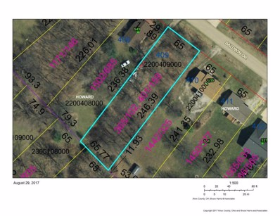 Baldwin Drive UNIT Lot 409, Howard, OH 43028 - MLS#: 217032700