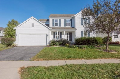 1532 Bent Maple Drive, Blacklick, OH 43004 - MLS#: 217035801