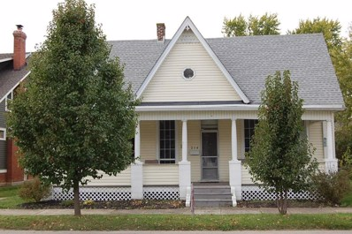 216 N Chillicothe Street, Plain City, OH 43064 - MLS#: 217038583