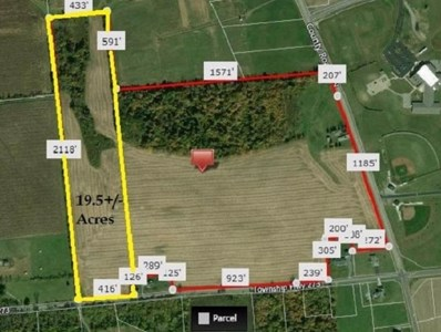 Township Road 273, Bellefontaine, OH 43311 - MLS#: 217040184