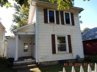605 N Sandusky Street, Mount Vernon, OH 43050 - #: 217040351