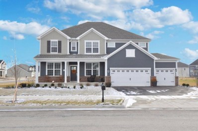 412 White Fawn, Delaware, OH 43015 - MLS#: 218002491