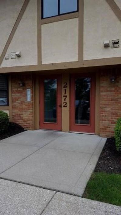 2172 Hedgerow Road UNIT 2172C, Columbus, OH 43220 - MLS#: 218002609
