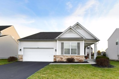 334 Timbersmith Drive, Delaware, OH 43015 - MLS#: 218003346