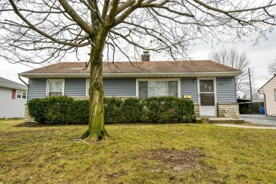 3499 Eakin Road, Columbus, OH 43204 - MLS#: 218004319