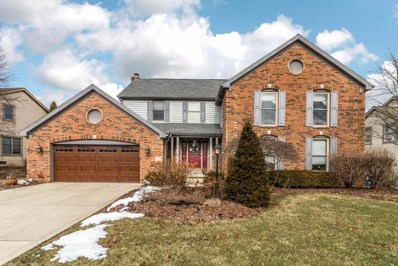 4879 Saint Andrews Drive, Westerville, OH 43082 - MLS#: 218004586