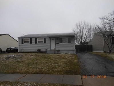 3754 Shirley Lane, Columbus, OH 43228 - MLS#: 218005066