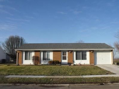 1835 Shoshoni Drive, Circleville, OH 43113 - MLS#: 218005302