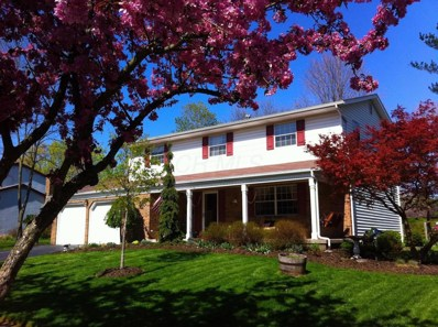 676 Timberlake Drive, Westerville, OH 43081 - MLS#: 218005419