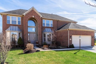 3598 Hickory Rock Drive, Powell, OH 43065 - MLS#: 218005640