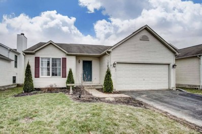 4589 Dungannon Drive, Grove City, OH 43123 - MLS#: 218005657