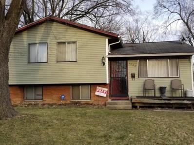1882 Zettler Road, Columbus, OH 43227 - MLS#: 218005669