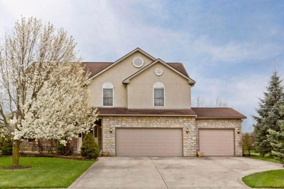 3280 Hidden Cove Circle, Lewis Center, OH 43035 - MLS#: 218006784