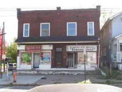 915-917 E Whittier Street, Columbus, OH 43206 - MLS#: 218007528