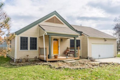 1034 Tipton Court, Westerville, OH 43081 - MLS#: 218007614