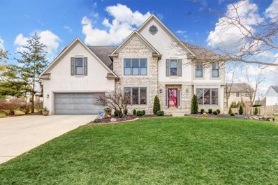 1117 Sea Shell Drive, Westerville, OH 43082 - MLS#: 218007754