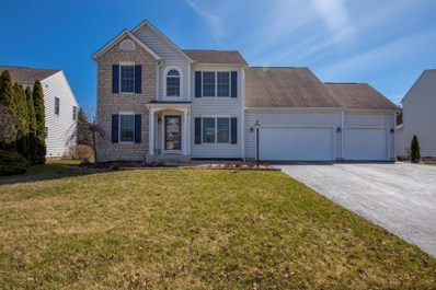 7321 New Point Place, Powell, OH 43065 - MLS#: 218007861