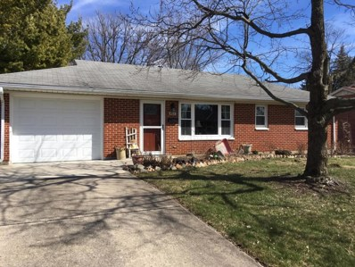 424 Woodland Drive, Bellefontaine, OH 43311 - MLS#: 218008046