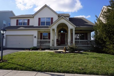 363 W Twin Maple Avenue, Lithopolis, OH 43136 - MLS#: 218008902