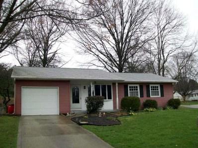 121 Whittier Drive N, Lancaster, OH 43130 - MLS#: 218010065