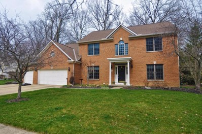 998 Wake Drive, Westerville, OH 43082 - MLS#: 218010272